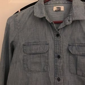 Old Navy Jean Dress * 5/$15 *